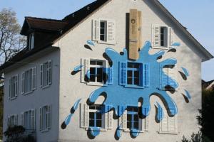 optische illusie huis